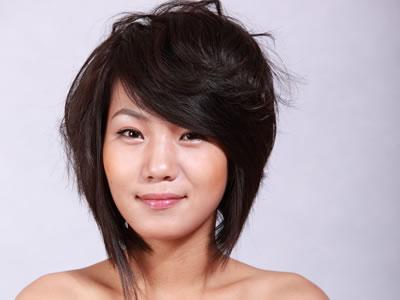 Mei Ling is een Japanse schoonheid